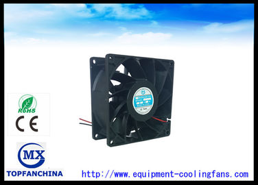 China 6000rpm 92mm DC Electronic Cooling Fans High Temperature Resistant factory