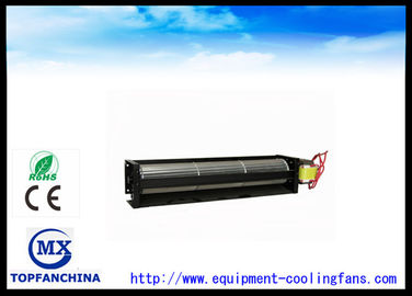 China AC Cross Flow Fans For Air Conditioner / 220v Horizontal Blower Fan factory