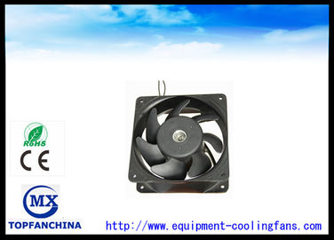 China Electronic 120v 50 / 60hz AC Waterproof Cooling Fan 160 × 160 × 62mm factory