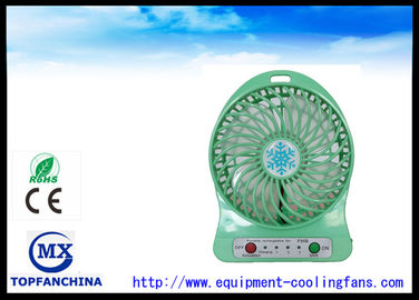 China DC Rechargeable USB Cooling Fan Electronics New Product 5V Holding In Hands factory