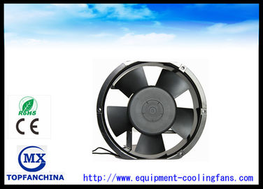 China Noiseless 230v AC Brushless Fan High Air Flow Exhaust Fan For Cooler factory