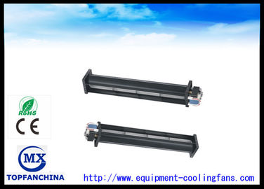 China Metal Frame 220v 500mm Lenght Cross Flow Fans Industrial Equipment Radiator factory