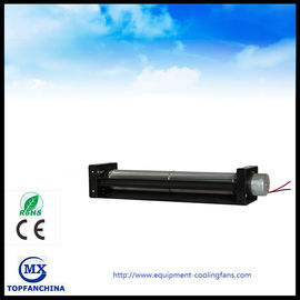 China 30mm x 150mm The Refrigerator Fan DC 12V / 24V Cross Flow Fans With Low Niose factory