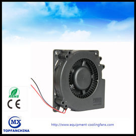 China High speed 4 . 7 Inch  DC Blower Fan With PWM / FG / RD Function factory