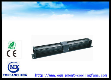 China 760mm × 99mm × 98mm Capacitor Induction Cross Flow Fan 220V / Industrial Motor distributor
