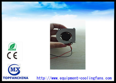 China 10mm Thickness Plastic DC Blower fan 50mm x 50mm x 10mm / The 3D  Printer Fan factory