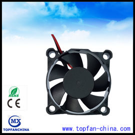 China 45 mm DC  45 x 45 x 10mm 5v / 12v / 24v Equipment Cooling Fans  with 7 or 9 blade factory
