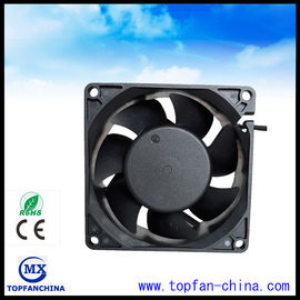 China AC 220V Fridge Cooling Fan Industrial Ventilation Fans with Silicon steel Stator factory