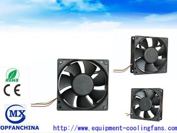 China Computer CPU / Fridge Cooling Fan Brushless Axial DC Fan 120mm x 38mm factory
