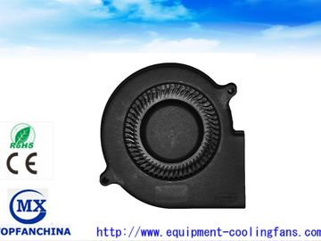 China 93mm Mini DC Blower fan 12V / 24V With Sleeve Bearing And Ball Bearing factory