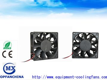 China High Speed Plastic 3000rpm 4.7 Inch Brushless Axial Dc Fan 120mm x 38mm Fan factory