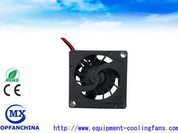 China 20mm X 20mm X 08mm Micro Blower Fans Axially - Grooved Bearing factory