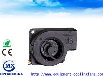 China 25mm x 25mm x 08mm Mini Size Portable Blower Fan Motor Direct Current Easily Operated factory