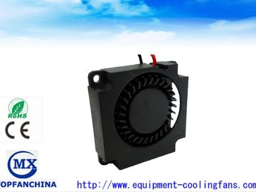 China Computer 1.4 Inch DC Blower Fan 35mm 5v / 12 Volt Industrial Blower Fan factory