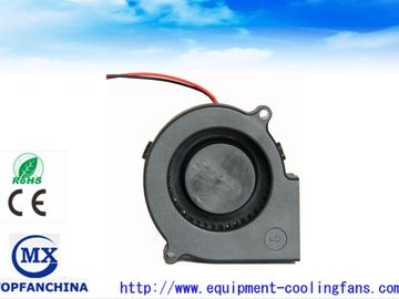 China Industrial 12 Volt DC Blower Fan with PWM / 3 Inch Car Fan 75mm×75mm×30mm factory