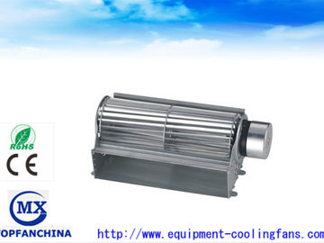 China High Air Flow 12V Tubular DC Blower Fan 65x300mm For Medical Equipment factory