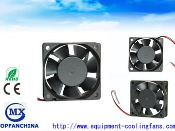 China 60mm Brushless Electronics Cooling Fans , 5 Blade Industrial Ventilation Fans factory