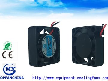 China High Speed Waterproof 25mm 5 volt DC Axial Fans With Aluminum Frame factory