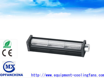 China Small 2900rpm Sleeve Bearing Crossflow Fans DC Ventilation Fan 40 * 240mm factory