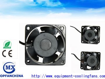 China 220V AC Exhaust Fans / 60 x 60 x 30mm mini AC Fans , Industrial Cooling Fans factory