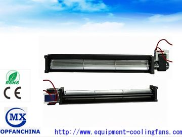 China AC 110V / 220V Cross Flow Fans With Iron Frame 30mm x 150mm factory