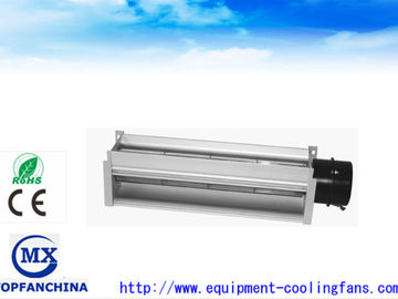 High Efficiency 110V AC Cross Flow Fans For Medical Equipment 60x270mm