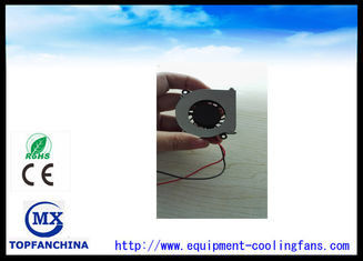China 10mm Thickness Plastic DC Blower fan 50mm x 50mm x 10mm , 3D Printer Fan Warerproof factory