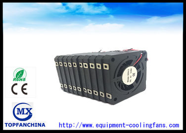 China 5V motor air cooling micro DC Blower Fan middle speed and low noise for computer factory