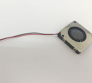 China Air Cooler Dc Blower Fan Micro Brushless Computer Case Fan With 5v Motor factory