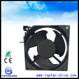 China Fridge Equipment Cooling Fans 92mm x 92mm x 32mm / 12V Electronics Cooling Fan factory