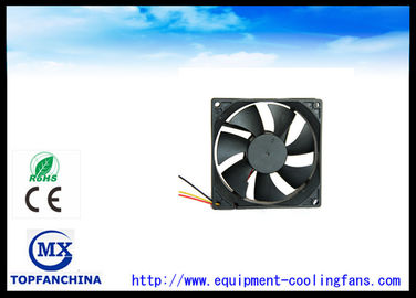 China High Speed 63.73 CFM Exhaust Fan / Metal Brushless Cooling Fans 92 mm X 92 mm X 25 mm factory