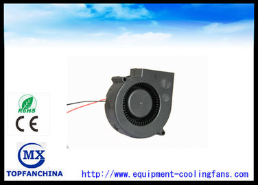 China 3000Rpm 0.3Amp 24V DC airblower 97 x 97 x 33 mm with CE ROHS certification factory