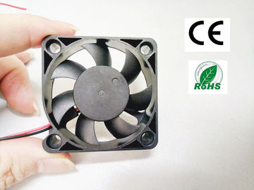 China Lower noise 6000RPM DC Axial Fans 5V 12V 24V 50 x 50 x15 mm CE ROHS approved factory
