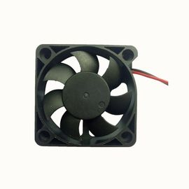 China DC 12V Brushless Computer CPU Fan , 5V Axial Silent CPU Cooler Sleeve / Ball Bearing distributor