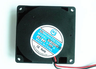 China 5V Blower High Speed Dc Cooling Fans 0.07-0.21A Square Frame With Low Noise factory