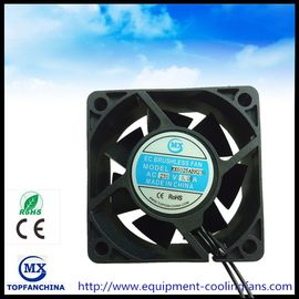 China 110V 220V EC Brushless Motor Fan AC To DC , Small Cooling Fan For Electronics distributor