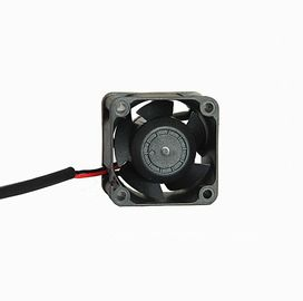 China CE ROHS New Product High Pressure Cooling Fan 4028 Ball Bearing DC 12V Plastic Frame distributor