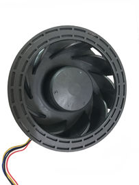 China Round DC Centrifugal Fan PET Frame / Blade Impedance Protected CE ROHS Approval distributor