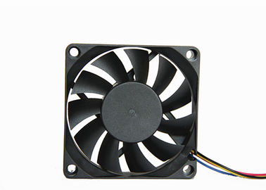 China 4500 RPM DC Axial Fan , Air Ventilation Fan 48g With FG PWM RD 7015 factory