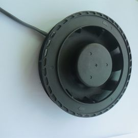 China Mini DC 12V Centrifugal Ventilation Fan 120 X 120 X 25mm , 4.7inch Air Purifier Fan distributor