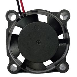 China Mini DC Brushless Equipment Cooling Fans Ball / Sleeve Bearing 10000rpm Speed factory