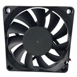 China CPU DC Exhaust Computer Case Cooling Fans 70 × 70 × 15mm 4000rpm Speed Low Noise distributor
