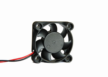 China Small Axial DC Brushless Fan , 5V 40mm 7000rpm DC Cooling Fans Ball Bearing factory
