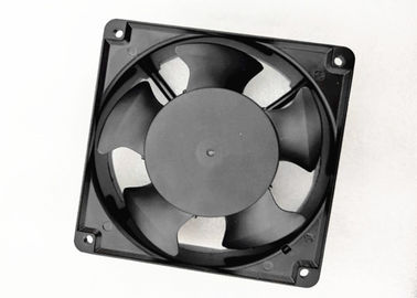 China Metal Frame AC Brushless Fan , Waterproof 2500rpm Air Flow AC Cooling Fan 120X120X38mm factory