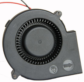 China 97MM X 33MM 12 Volt Blower Fan Equipment Exhaust Centrifugal Type PBT Frame factory