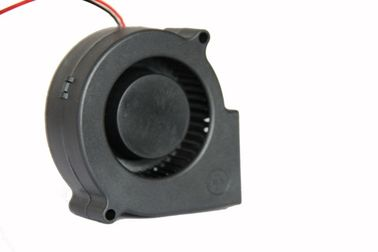 China 12V 24V DC Blower Fan Car Cooling Type 3500/4500rpm Speed Plastic Material Black factory