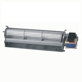 China 220V AC Tangential Cross Flow Fan 420mm High Speed Ball Bearing Metal Frame distributor