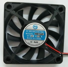 China Radiator Centrifugal Blower Fan , Exhaust Cooler Fan Plastic Impeller 60 × 60 × 15mm factory