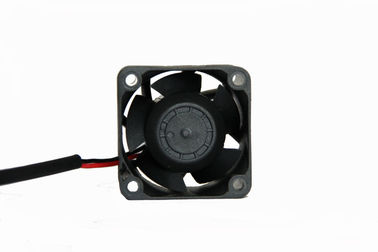 China 15000RPM DC Brushless Fan Small Size 12v 24v DC 7.8W Sleeve Bearing Balck Color factory