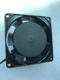 China 230V AC Cooling Industrial Ventilation Fans 3 Inch 80x80x25mm Ball Bearing 22W distributor